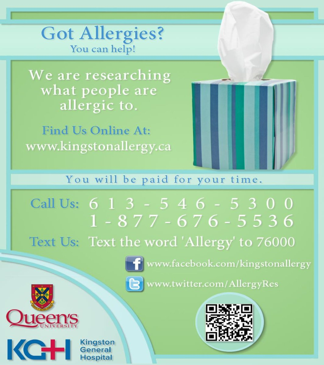 If you are in #ygk and think health and #allergy research is a great thing to support - trust us, we have a study for you, somewhere! @YGKReTweeter @KGHresearch<br>http://pic.twitter.com/WxXOOAehuO