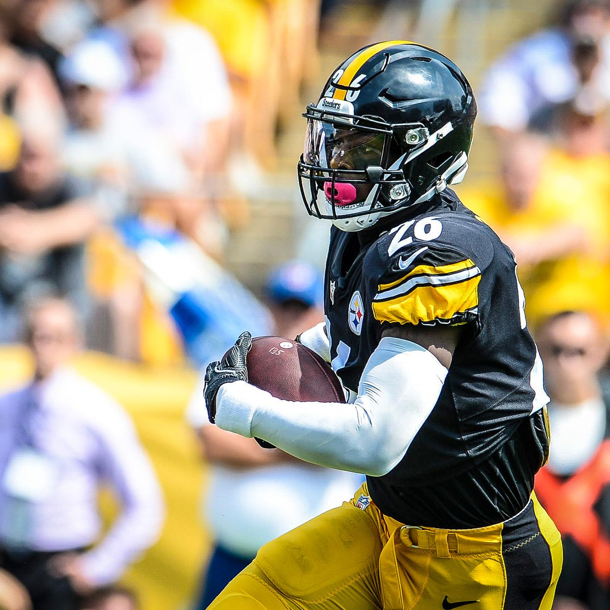 He Is The First Steelers RB To Record 1000 Rushing Yards In Consecutive Seasons Since 2009 10 Rashard Mendenhallpictwitter W3Aj7zPaXf