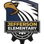 Jefferson School has a new school logo! Check it out!