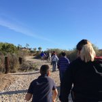 4th graders went on a field to Newport Back Bay today to learn more about ecosystems @ITOFoundation