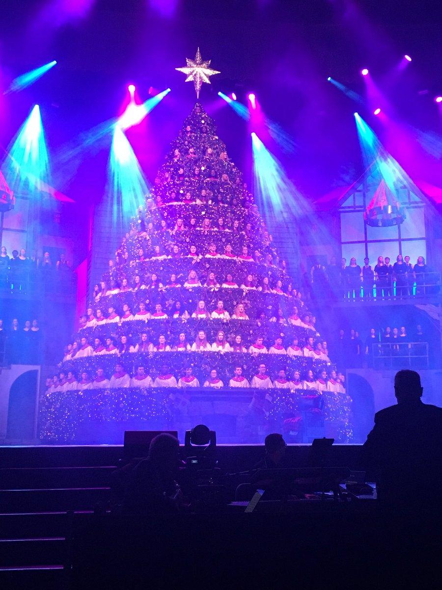 Singing Christmas Tree Bellevue 2020 Philip Babin (@babincpa) | Twitter