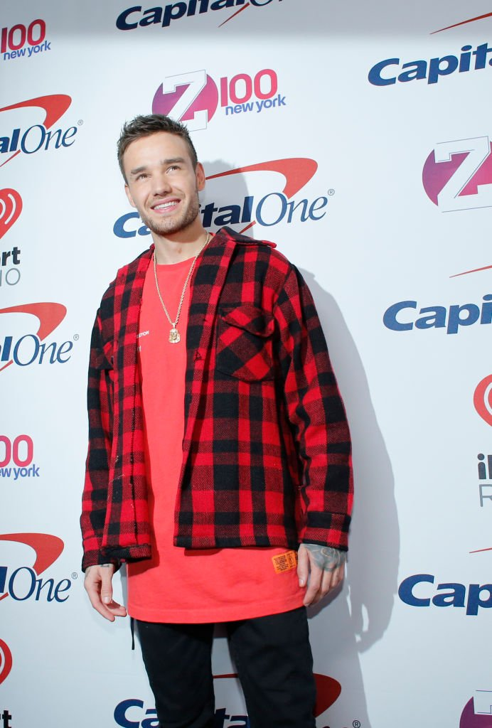 .@LiamPayne on the red carpet tonight at #Z100JingleBall #Directioners