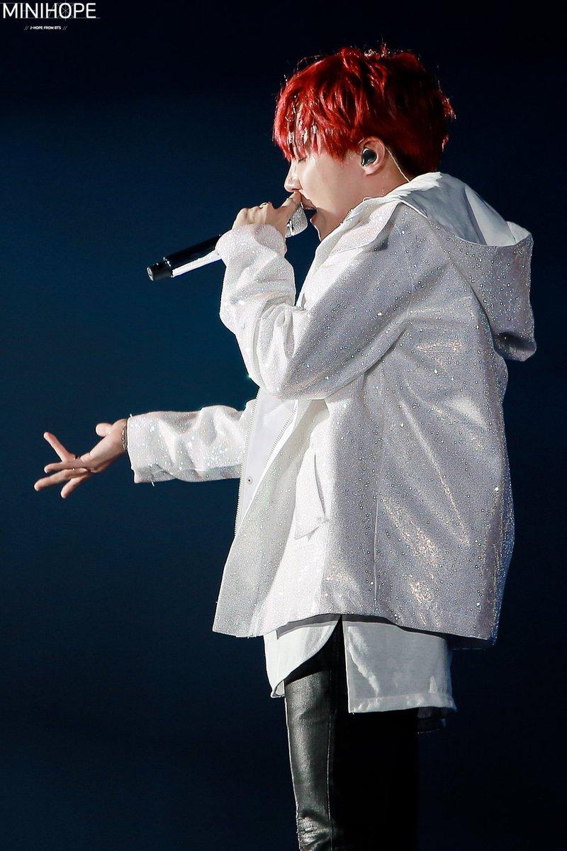 171208 윙즈 파이널 콘서트  #방탄소년단 #BTS #JHOPE #정...
