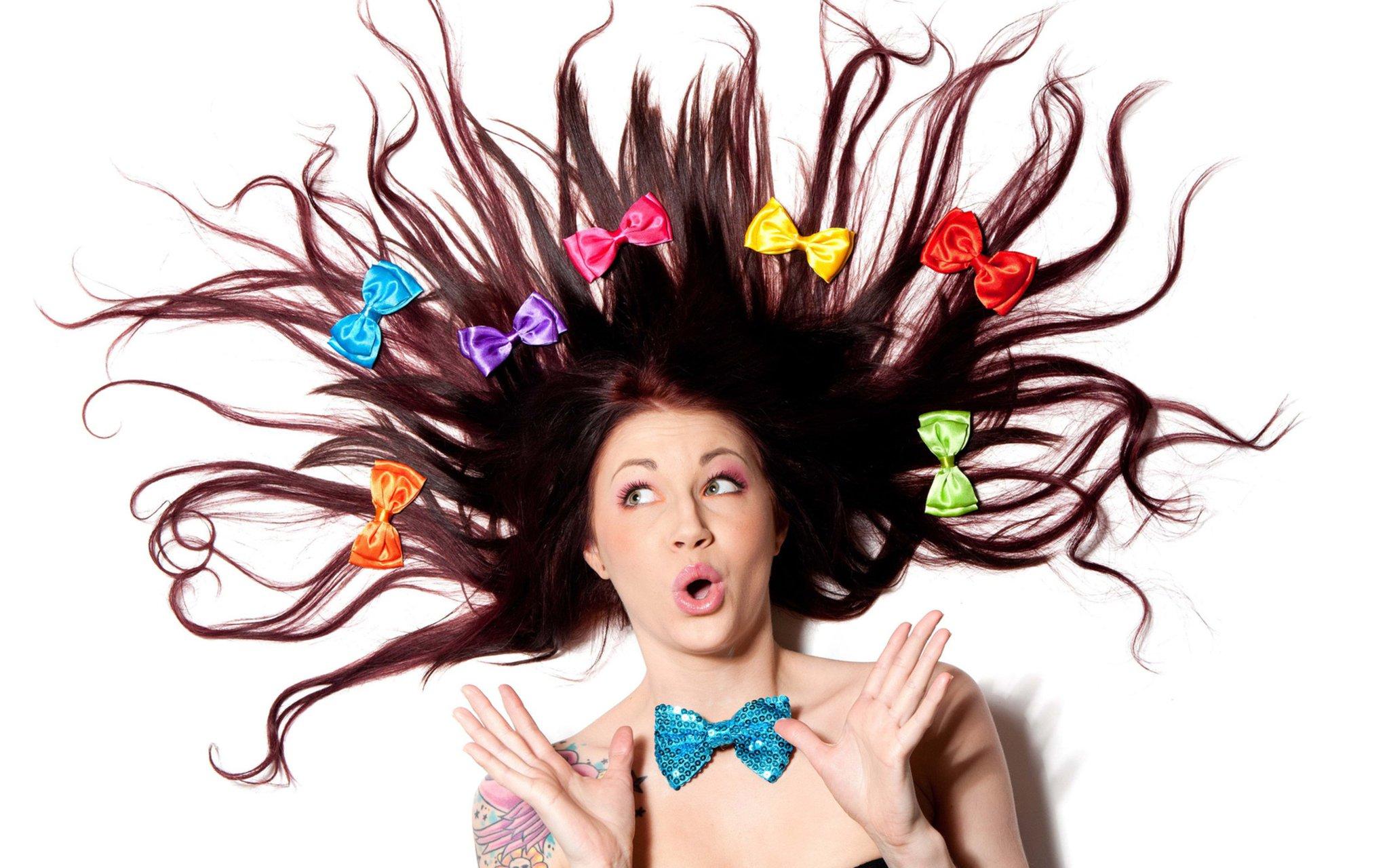 как креатив волос картинки тоже люди