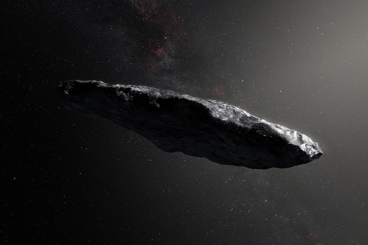 That interstellar asteroid could be a shard of a shredded planet https://t.co/7ZG8tj4ijf