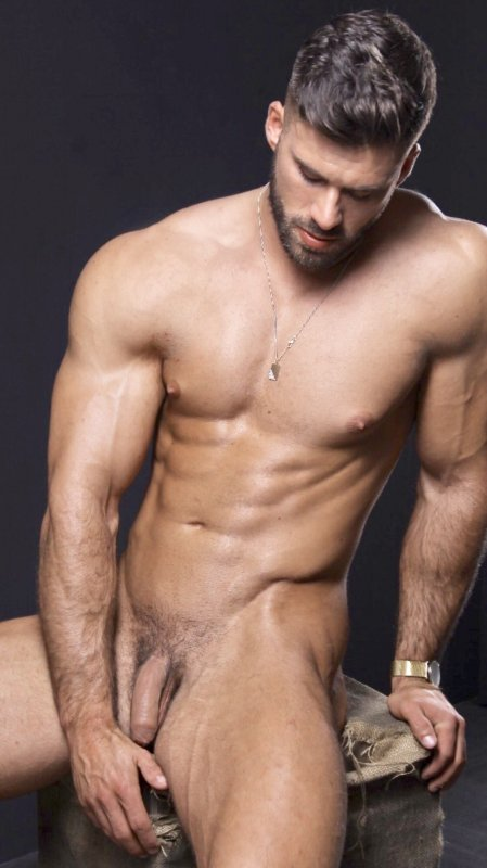 Video hairy gay men