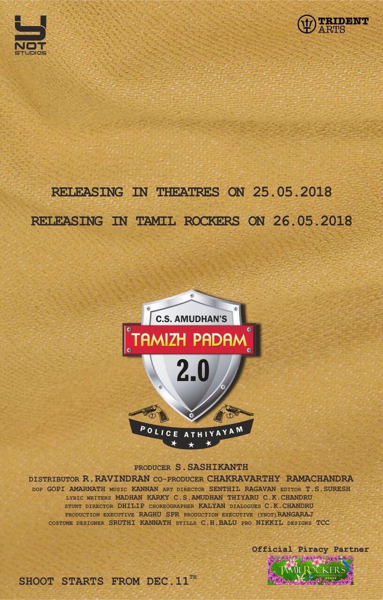 as i am suffering from kadhal tamilrockers.tel
