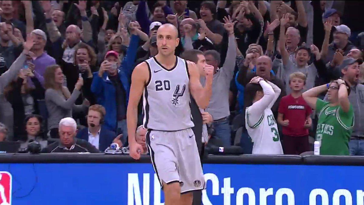 【影片】薑還是老的辣!Ginobili搶到進攻籃板後貢獻三分準絕殺!-黑特籃球-NBA新聞影音圖片分享社區