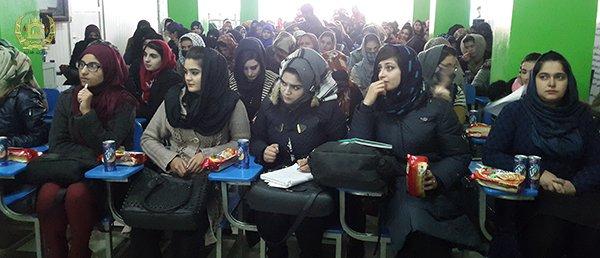 برنامهای به منظور معرفی وزارت عدلیه به محصلان در موسسۀ تحصیلات عالیجهان برگزار گردید. moj.gov.af/fa/news/334500