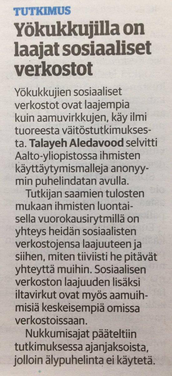 Tutkimustuloksista kävi ilmi, että maahanmuuttajien sosiaaliset verkostot muodostu- vat muun muassa perheen tai suomalaisen kumppanin kautta.