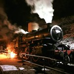 Good morning...  It's nearly Santa Steam Special time!
