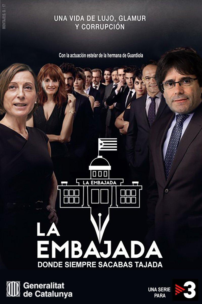 Las «embajadas» catalanas costaban doce...