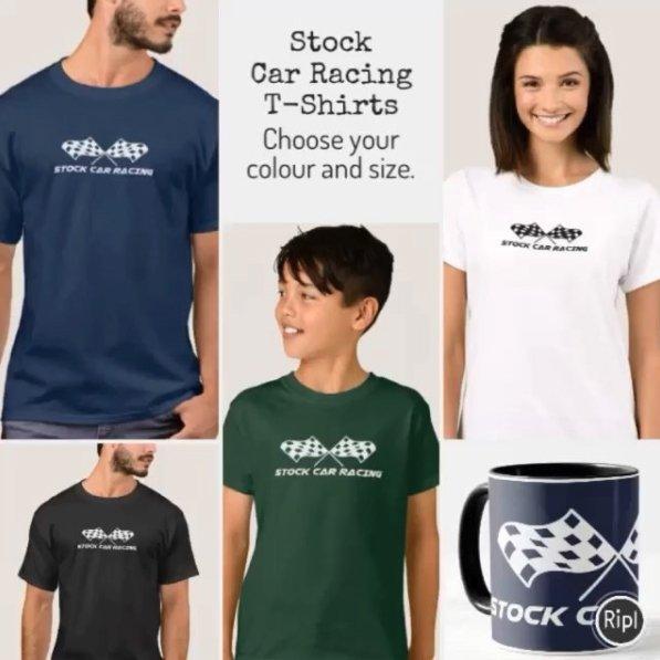 Cayzerracing On Twitter My T Shirt Designs Stock Car