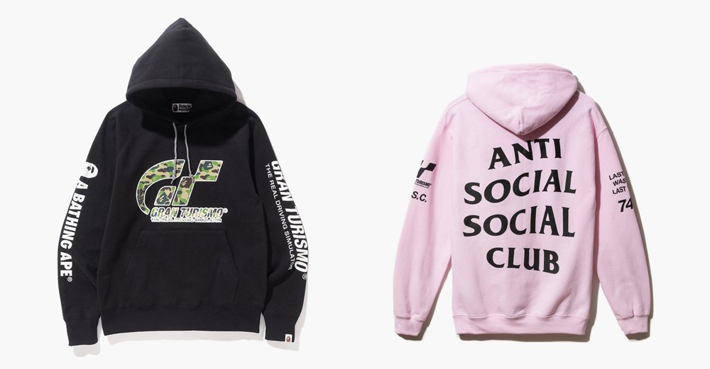 f08c5899d0d take your first look at the assc bape amp undefeated x gran turismo  collaborations