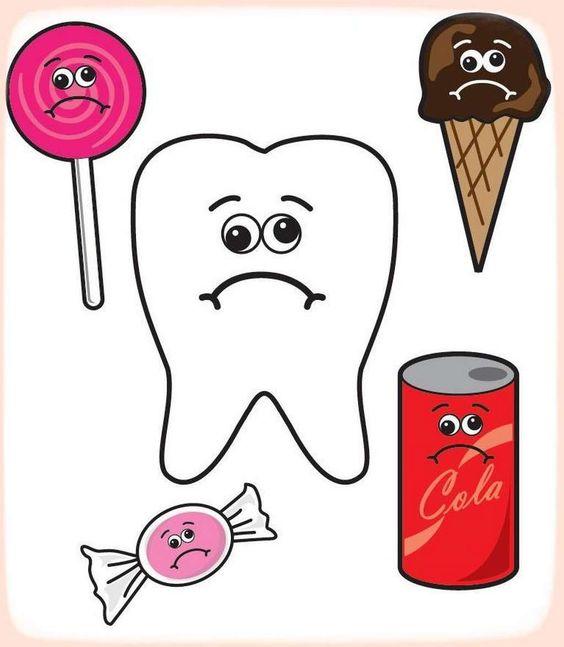 عل مني در توییتر علمني أي الطعام يجعل أسناني سعيدة نموذج جاهز