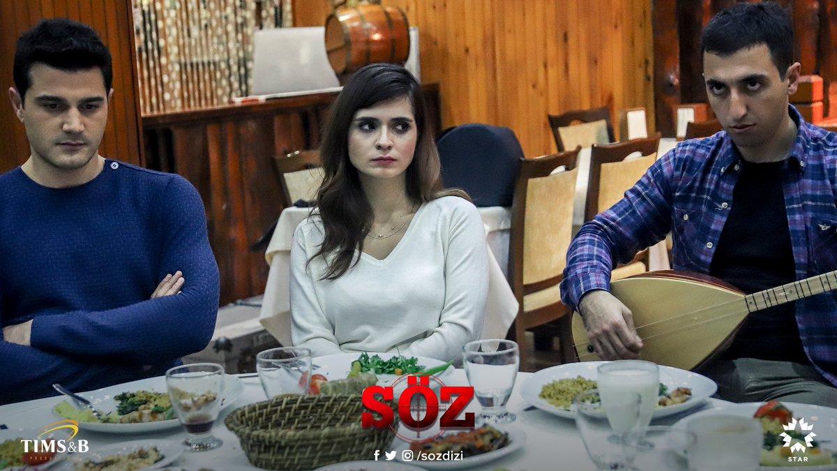 RT @sozdizi: Aşık bu akşam kulaklarımızın pasını silmeye geliyor! #Söz yeni bölümüyle 20:00 #Star'da 👊 @startv https://t.co/LXfRV2g0e8