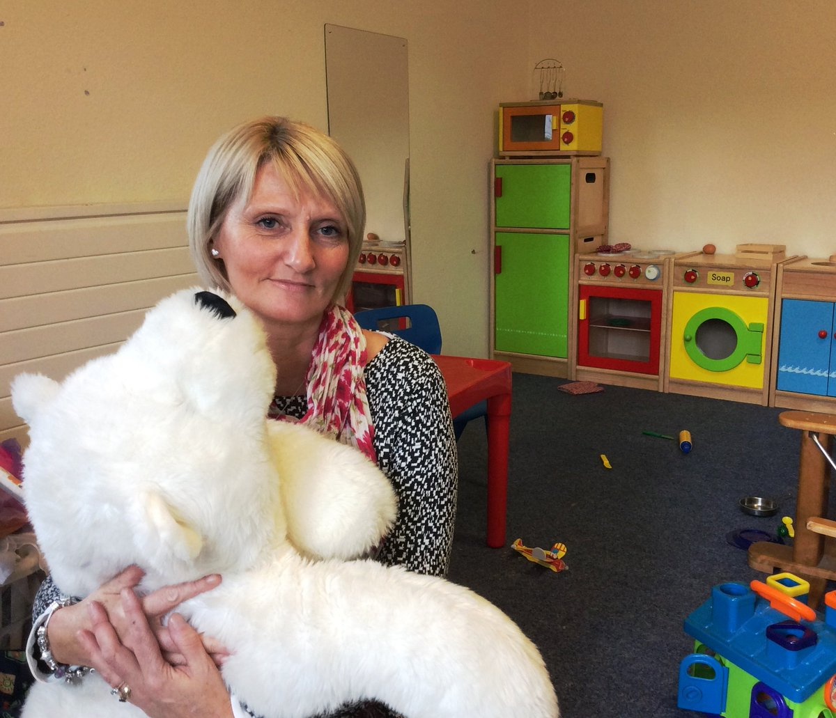 """""""Fostering is even more special at Christmas. Christmas can be an emotional time of year but having lots of little faces around you - that's special,"""" said Tracey. Please spare a thought for children in care. Read more of Tracey 's inspiring experience: https://t.co/XcUg6SVB1I."""