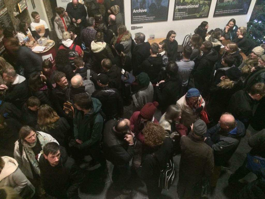 Last night at the @IFI_Dub! Great to see so many people coming to watch #PolishMovies! Join us today for more http://www.ifi.ie/kinopolispic.twitter.com/e2vYCqjMFJ