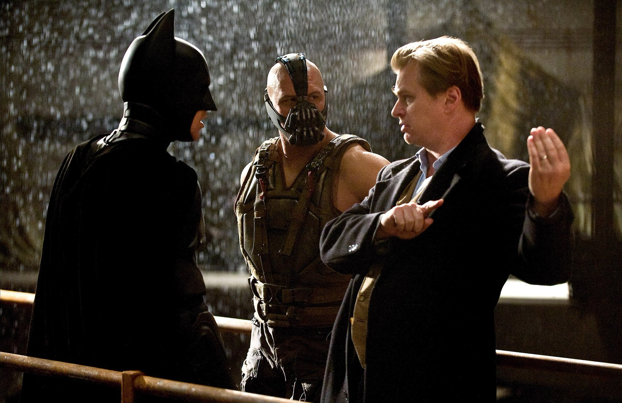 the ideas of utilitarianism in the dark knight a movie by christopher nolan Christopher nolan on the first x-men movie that's my idea by nick dourian on monday, september 9th, 2013 can you remember when bryan singer was a revered member of the superhero director community.