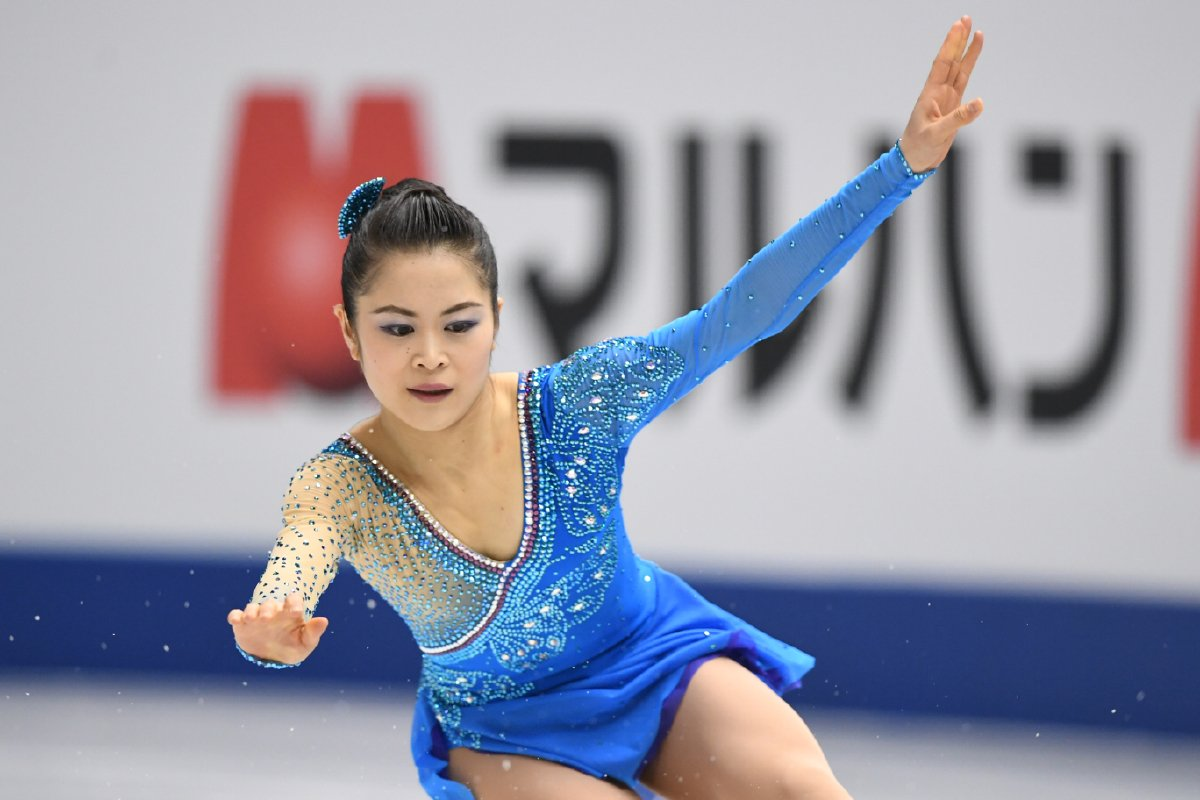 Сатоко Мияхара / Satoko MIYAHARA JPN - Страница 4 DQnCLwBV4AAfy7_