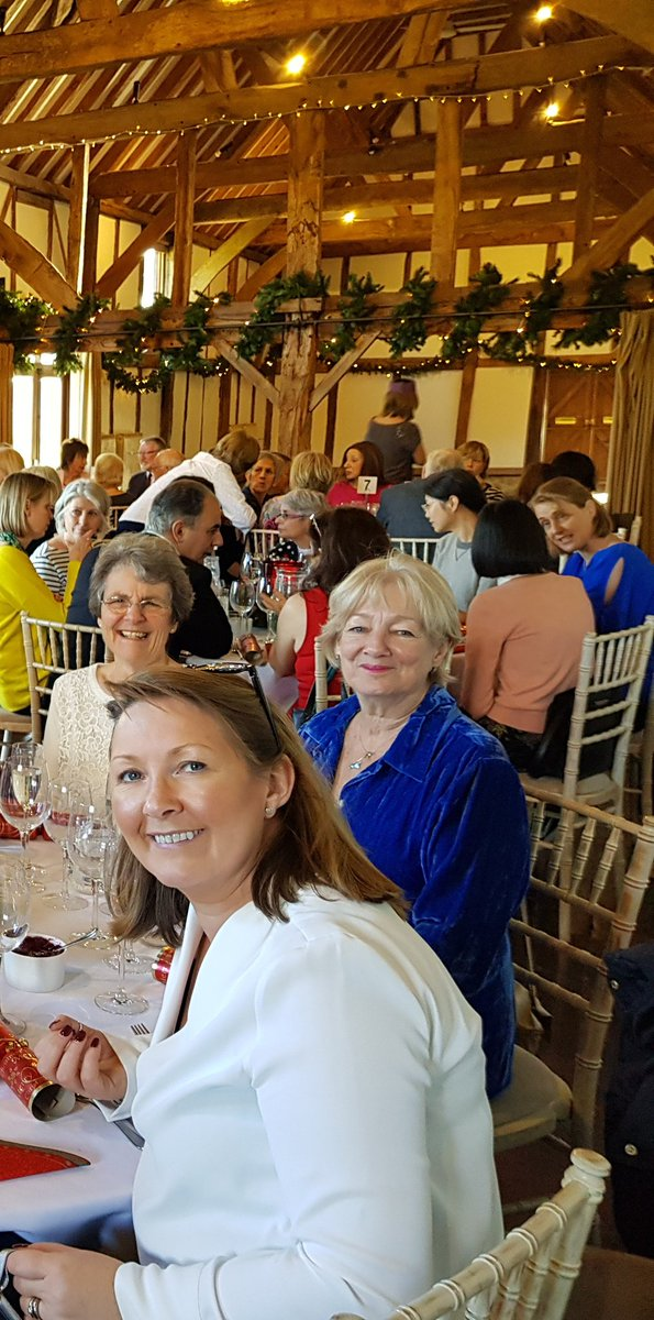 RT @FountainCentre A massive Thank You to  @LoseleyPark for hosting a wonderful Christmas lunch for our staff and volunteers. We'll see you next year!