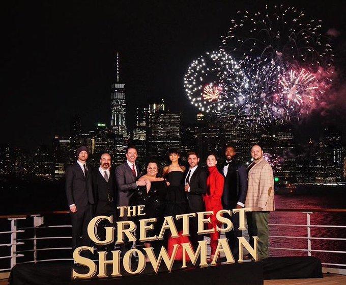 About last night. #GreatestShowman https://t.co/hnEllrFPgb