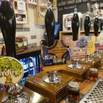 On the bar now @AinstyAles  @durhambrewery @BlueBeeBrewery @HilltopBrew #RealAle