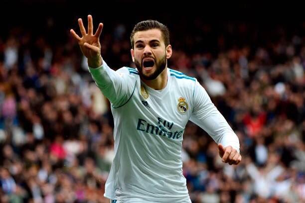ناتشو يسجل الهدف الأول لريال مدريد