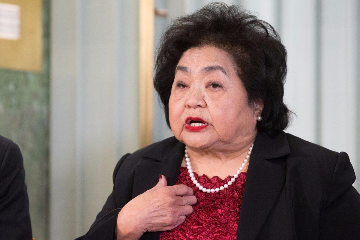 D'Hiroshima au prix #Nobel de la paix, portrait #AFP d'une rescapée devenue militante https://t.co/gefQWQjUXM