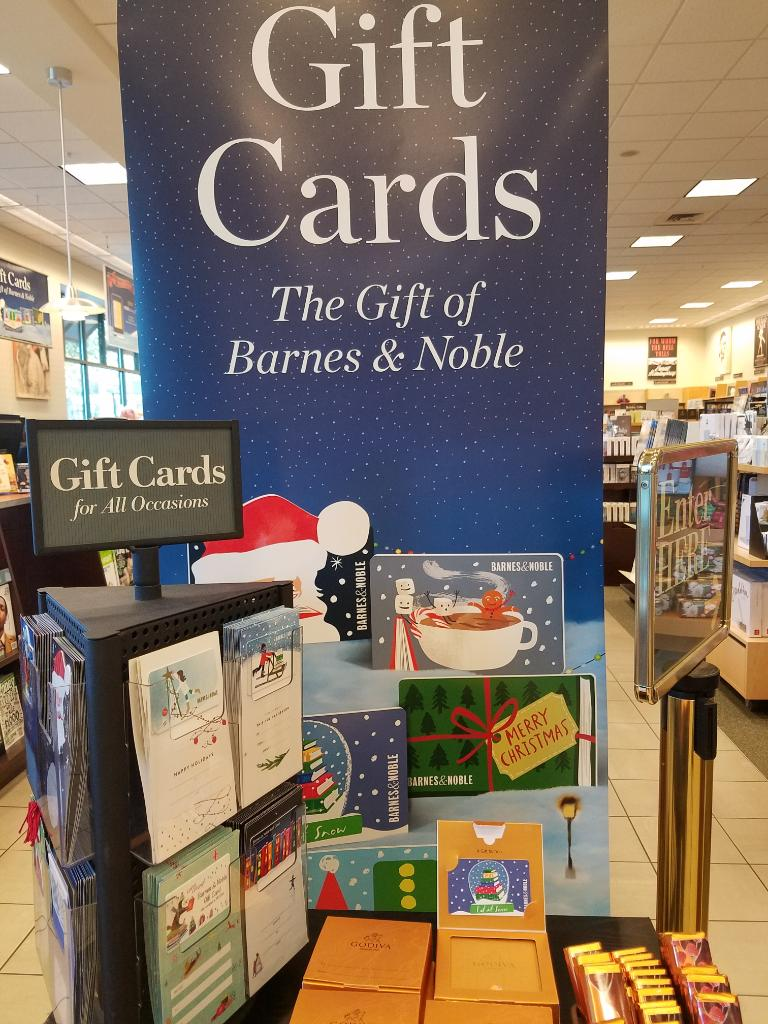 barnes and noble gift cards purchase 50 99 in gift cards and receive a 10 card to use after christmas purchase 100 or more and receive a 25 card to
