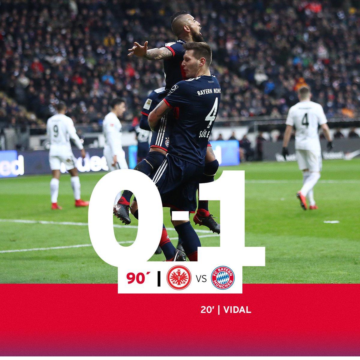 Chấm điểm trận Frankfurt 0-1 Bayern Munich