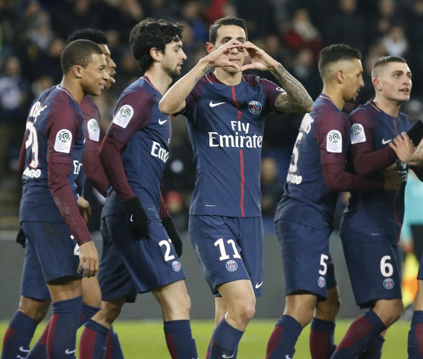 PSG 3-1 Lille Highlights