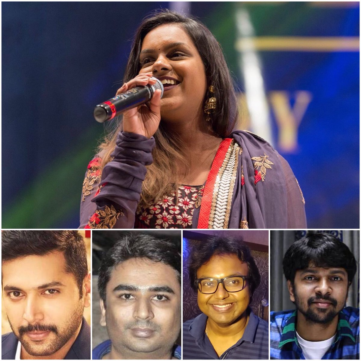 introducing another TamilEelam singing talent #MirthulaSivanantharajah From Switzerland in #TikTikTik !! She will be Reprising SidSriram's Track in the album!Touching lyrics by @madhankarky Million thanks to @ShaktiRajan n @JabaksMovies for the freedom! Wishing her all the best!