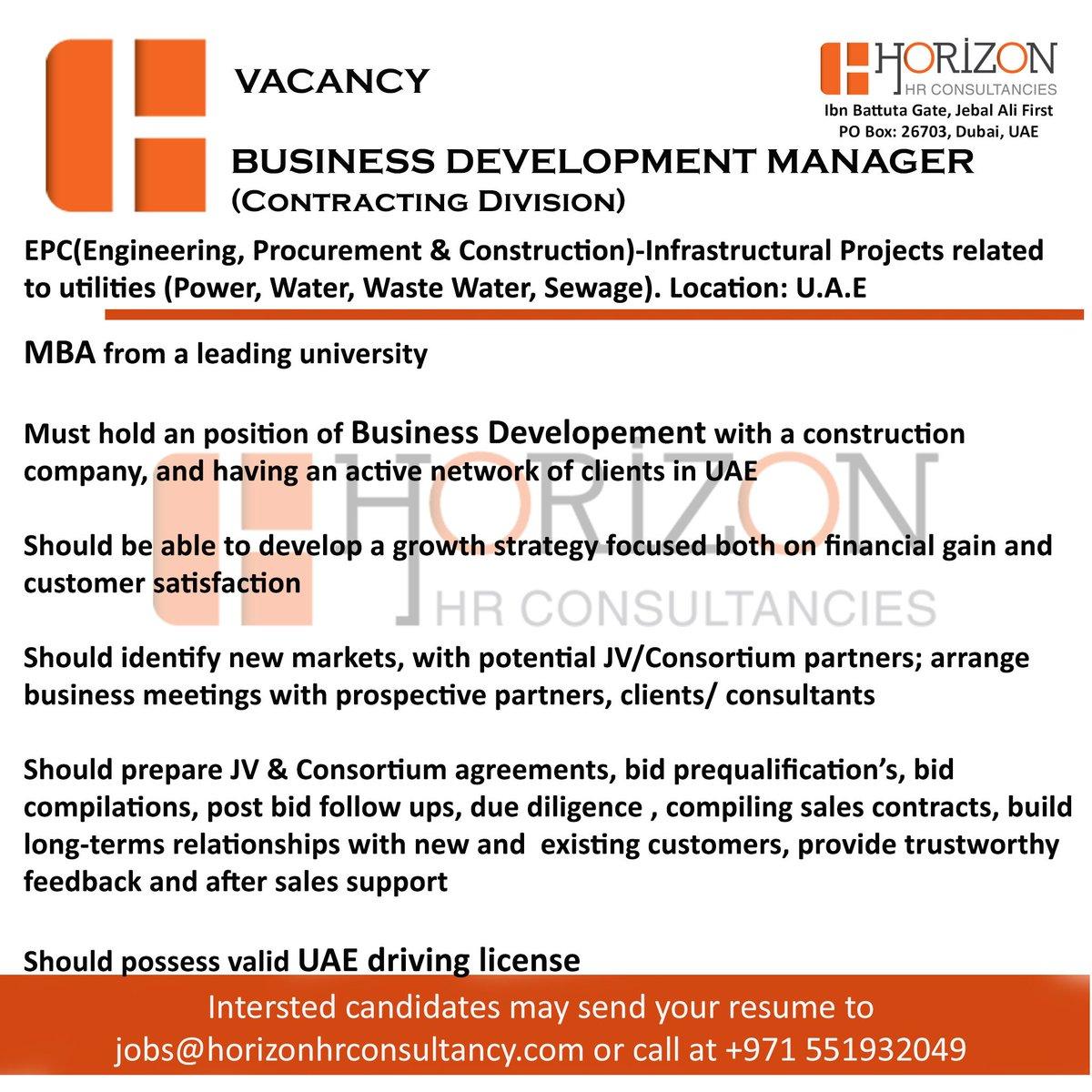 Horizon Capital HR Consultancies on Twitter: