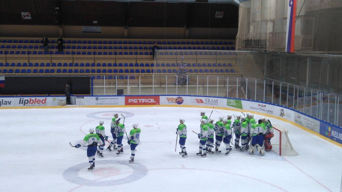 Mladi #risi U20 so #SP divizije I, skupine B, odprli z zmago s 3:1 proti Ukrajini. Igralec tekme pri @lovehokej Jan #Drozg  👍🏒