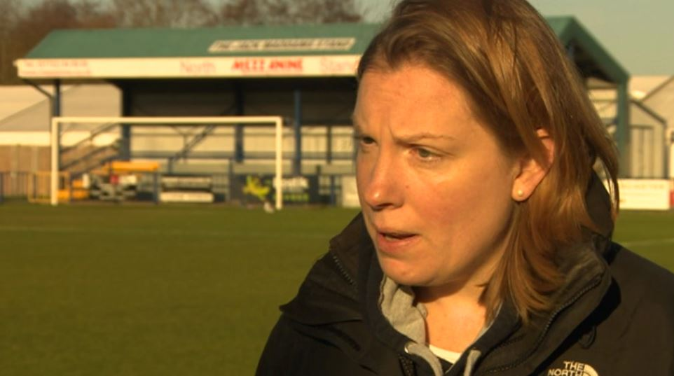 More needs to be done to prevent young people in sport dying suddenly from undetected heart problems, Sports Minister Tracey Crouch says at a cardiac screening day in #Tonbridge. https://t.co/rvlvvE8e73