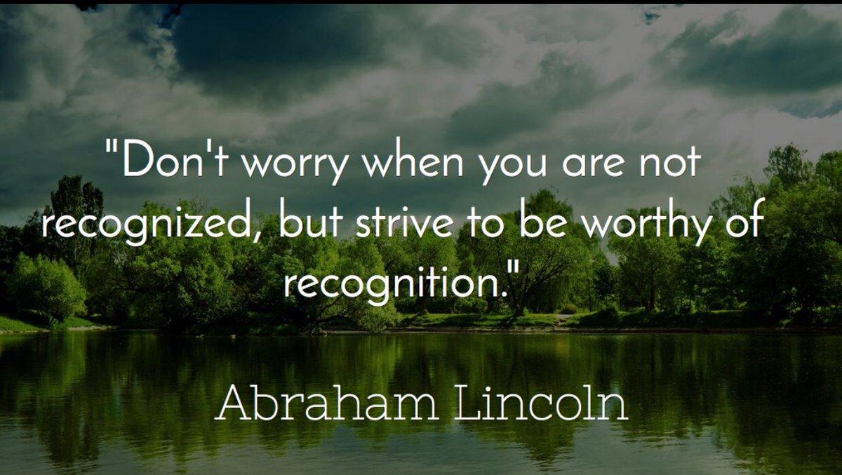 Don't worry,  #JoyTrain #defstar5 #MakeYourOwnLane #SmallButPowerful #SoulSaturday #ThinkBIGSundayWithMarsha #MondayMotivation #InspireThemRetweetTuesday #IQRTG #quote #WednesdayWisdom #ThursdayThoughts #nickystevo #Recognition #AbrahamLincoln<br>http://pic.twitter.com/YwI49Jlf2a