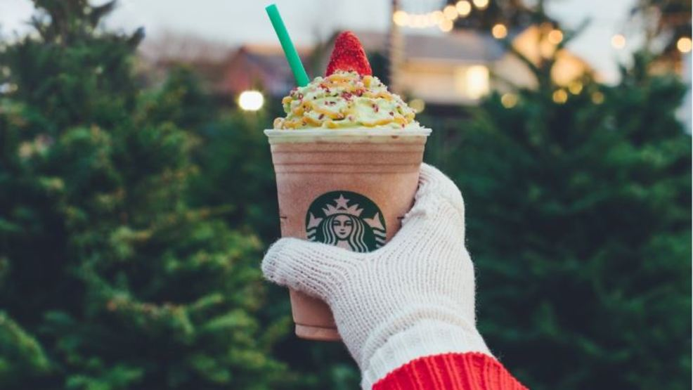 The internet has mixed reviews about the new #Starbucks #ChristmasTreeFrappuccino  https://t.co/sjm6j0qe1L