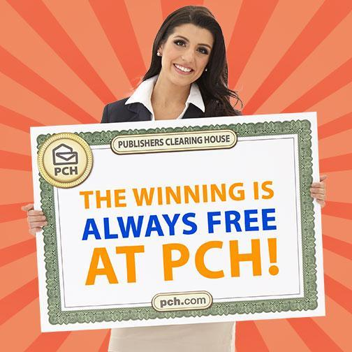 Pch Publishers Clearing House Contests