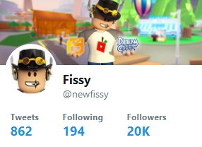 Fissy On Twitter Whoah 20k Followers I Never Believed This