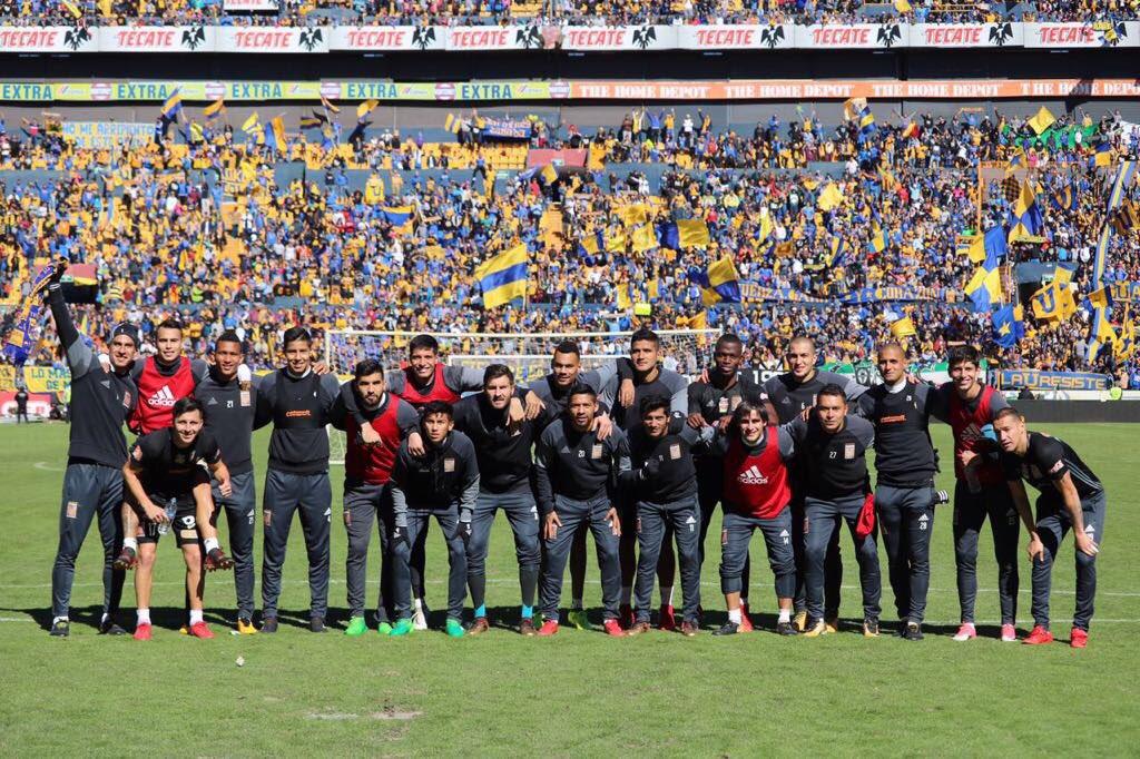 Afición de Tigres rompe récord en entrenamiento: ¡36 mil asistentes en el Estadio Universitario!