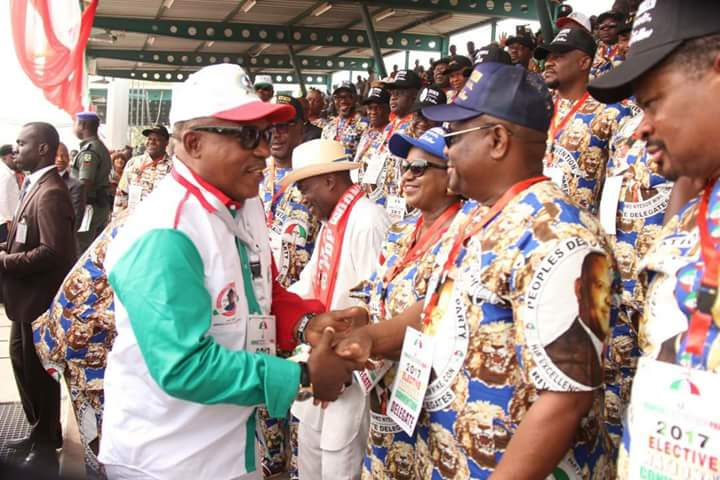 Governor Nyesom Wike spent a whopping N15b to secure the elective slots for Uche Secondus as PDP chairman & other candidates at National Convention.