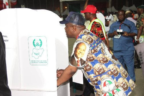 Rivers State Governor, Nyesom Ezenwo Wike has stated the December 9 National Convention of the PDP was transparent with a credible voting process.