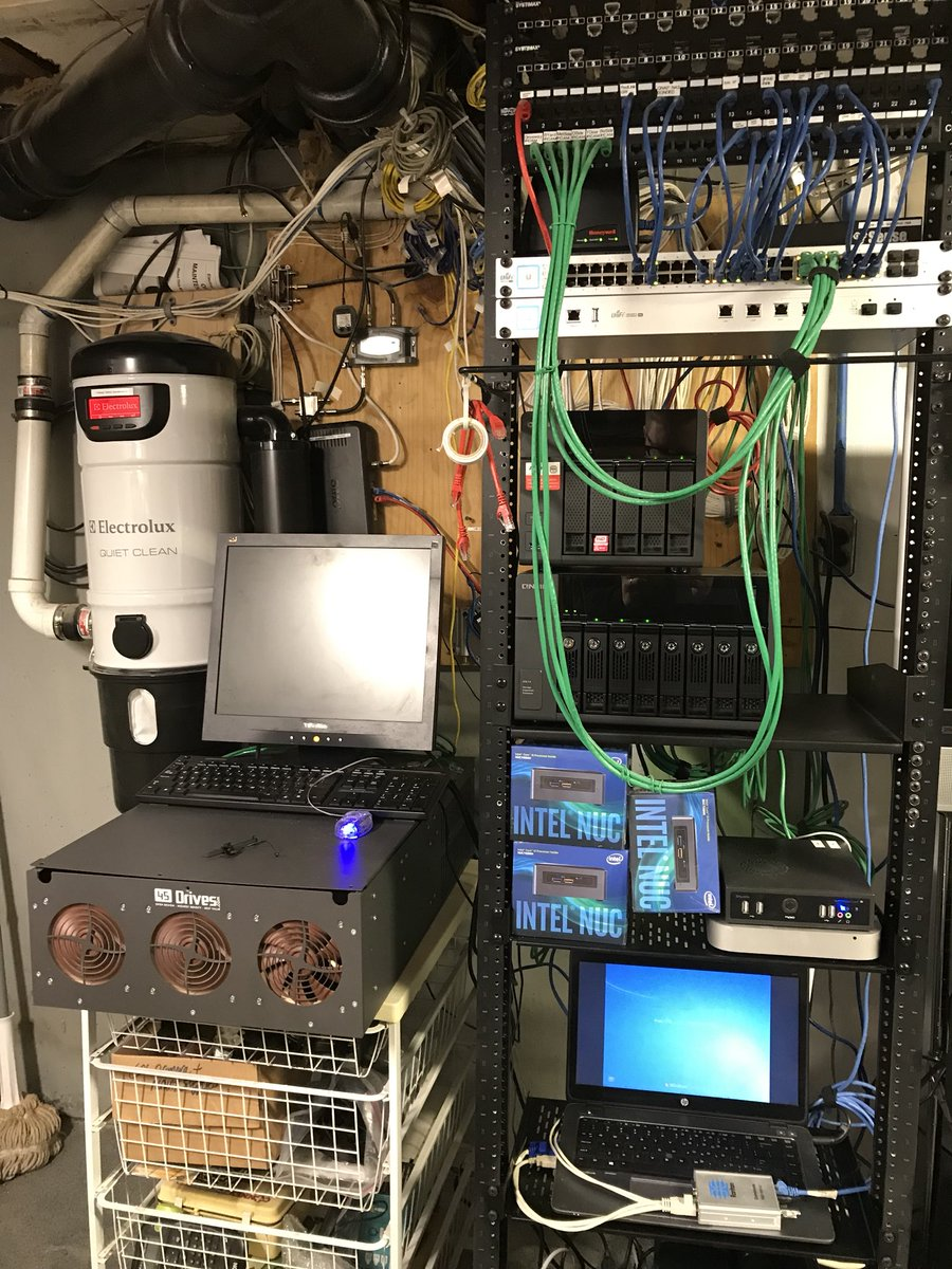 Chris Dagdigian On Twitter Halp Friends Just Picked Up A Basement Electrical Wiring Ideas Couple O Intelnuc Systems For Lair Lab Need Use Thinking Kubernetes Bare Metal Maybe Lcd Signage Dashboard