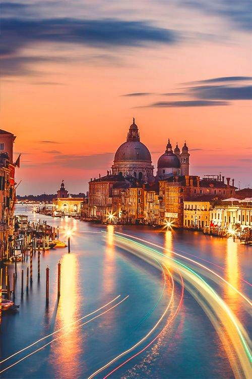 Venecia , Italia.  Vía #AlAire_Libre #Qu...