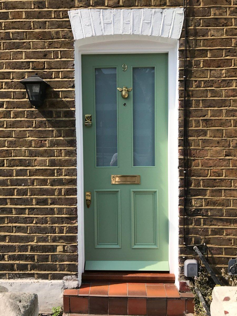 Bespoke Front Door on Twitter: \