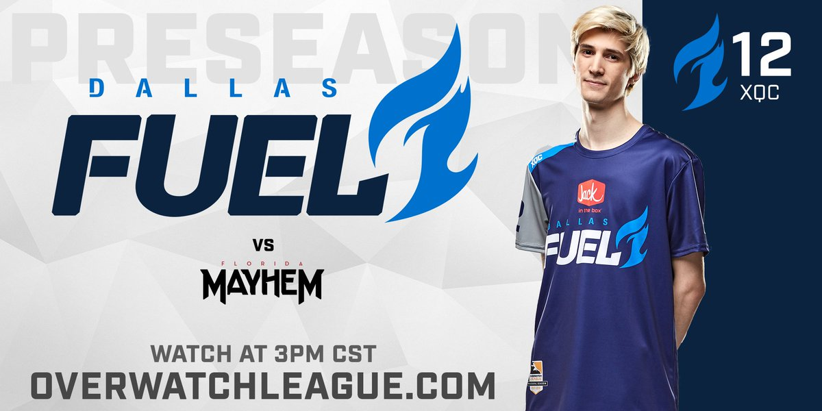 dallas fuel on twitter we re live on map 2 vs florida mayhem tune
