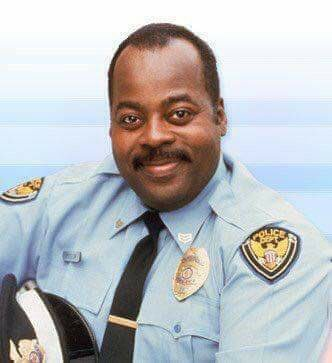 This is Sgt. Al Powell, who, even though primarily a desk cop, was integral in stopping a huge terrorist attack in LA in 1988.  How many of you will care enough to retweet to honor his service??