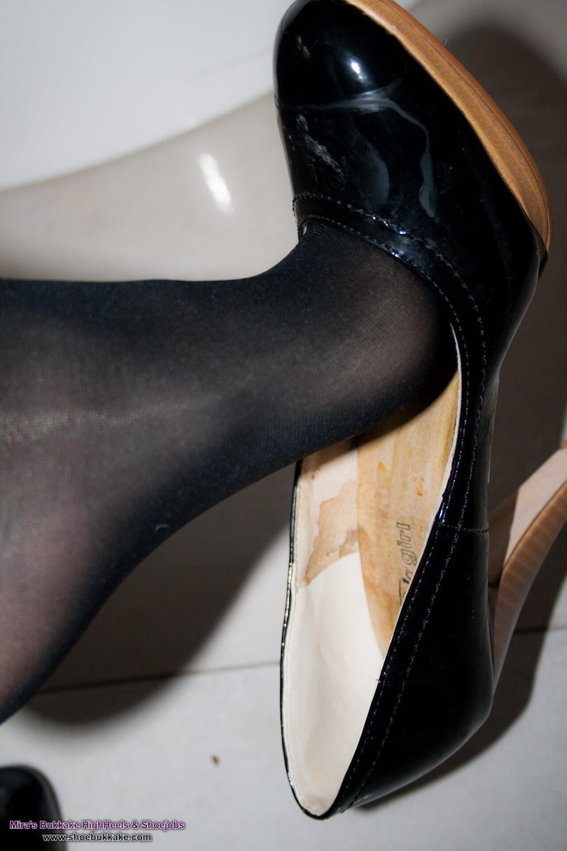 Cum on shoes — pic 14