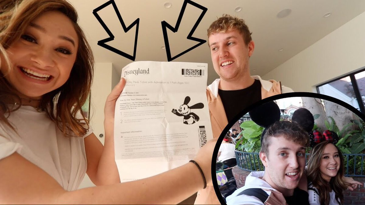 Corey La Barrie On Twitter Surprising My Girlfriend With Tickets Arifranny Rt To Be Bext Videos Shout Out Https T Co Afzqqdpyru